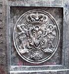 Armoiries corses: sculpture en pierre - Arts et sculpture: sculpteur infographiste