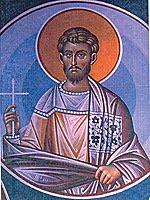 Saint Pionius. Martyr à Smyrne († 250)