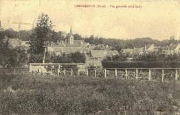 LES REMPARTS DE CHENNEBRUN (Eure)