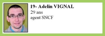 19- Adelin VIGNAL