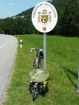 068-Arrivée au Liechtsentein