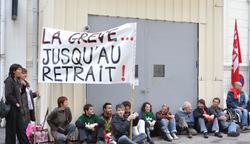 bloca Banque de France 5/11