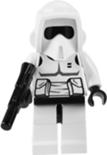 Endor Rebel Trooper & Imperial Trooper 9489