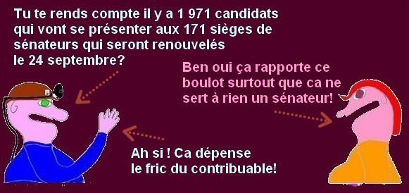 Macron et les fainéants, Le Pen accuse etc.. ce sont les dernières infos!