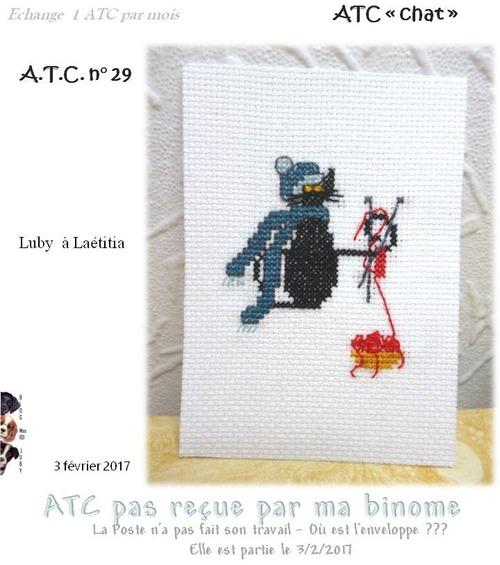 ATC Chat - Février