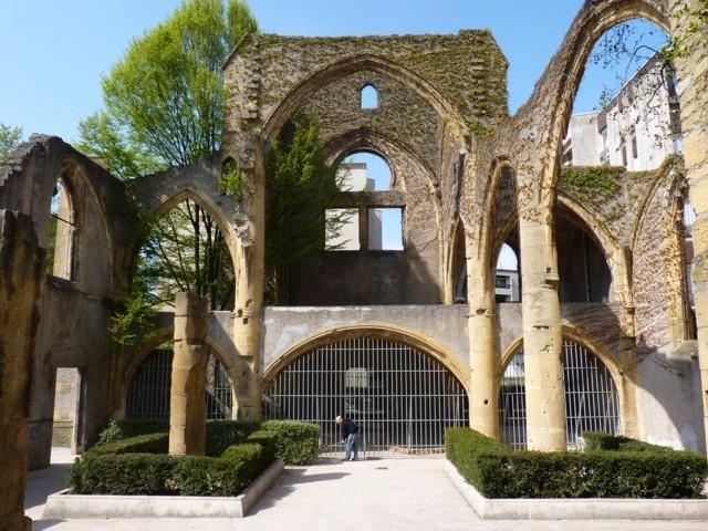 Metz église Saint-Livier mp13 - 15