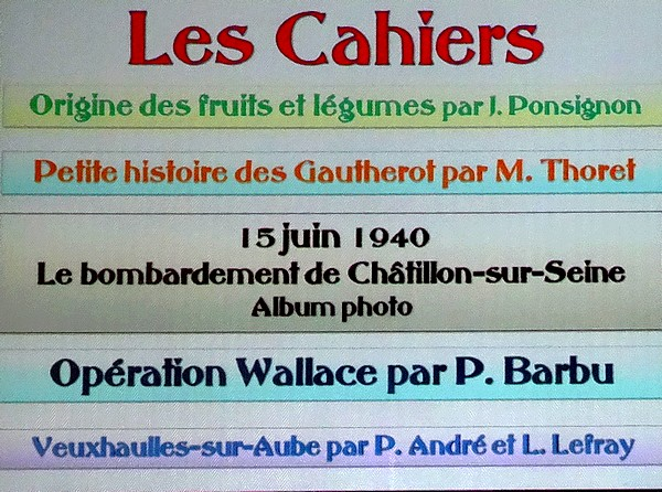 L'Assemblée Générale des Amis du Châtillonnais a eu lieu samedi 18 février...