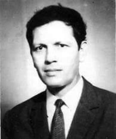 1965-1969 Belaouane Mouloud