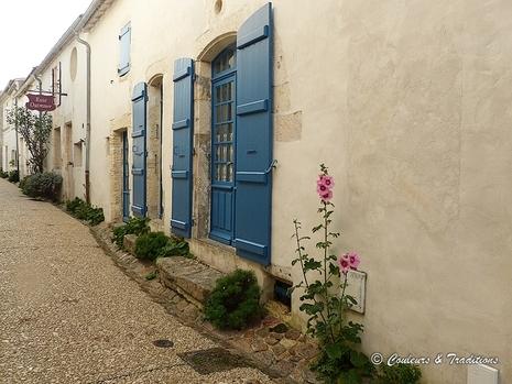 Talmont sur Gironde, le village