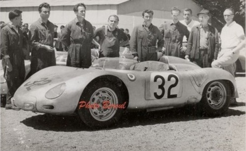 Porsche Le Mans (1959-1960)
