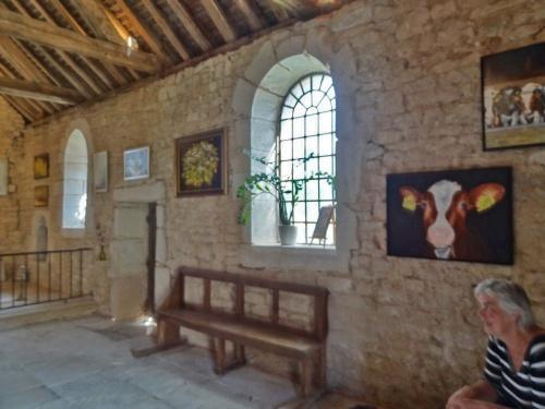 La chapelle Saint Maur du Puiset a été magnifiquement restaurée !