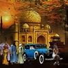 Le Sultan et son harem