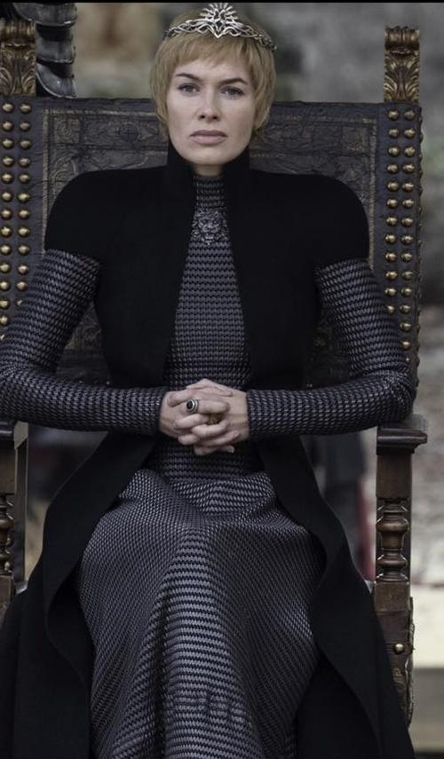 Trailer épisode 7: fourrure de Cersei