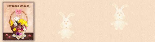 Papiers Outlook pour Pâques