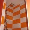 Pose faïence salle de bain 21