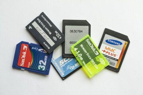 Cómo reucperar una tarjeta SD