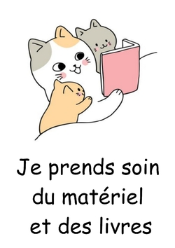 Règles de vie pour mes chatons