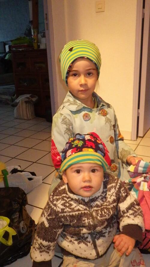 Deux petits bonnets