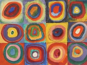 Graphisme n°5 : Ronds concentriques