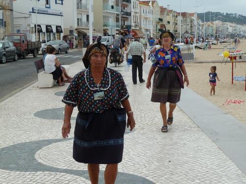 Direction Nazaré et Peniche en passant par Obidos