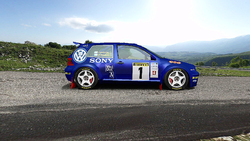 VW Golf MK4 kitcar