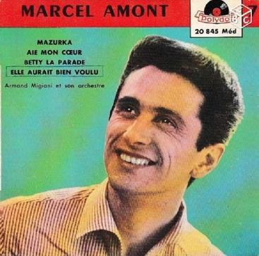 Marcel Amont, 1958