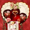 Coeurs St Valentin 2021