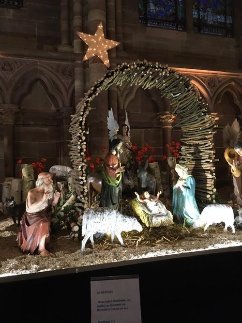 Strasbourg à Noël...
