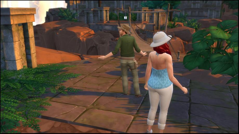 Chapitre 28 : A la découverte de Selvadorada