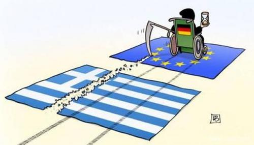 La fin de l'aventure de Syriza, l'ordre règne à Athènes