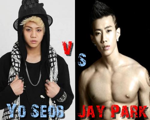 Yo Seob (B2ST) vs Jay Park - Round 3