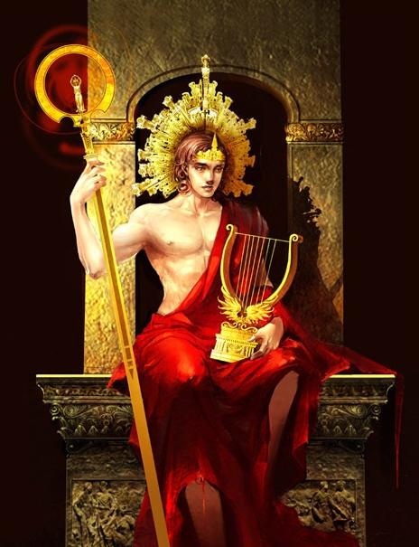 Image De Apollon apollon - mythes et légendes