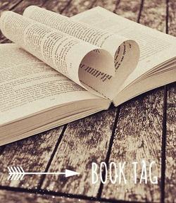 Book TAG de présentation !
