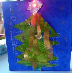 Sapin Noël électrique
