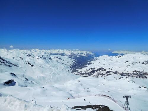 15-22/04/2018 Ski à Val Thorens Savoie 73 Italie