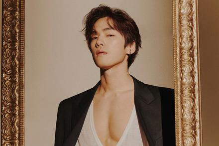 Kim Jung Hyun, interview et Photo pour le magasine Arena
