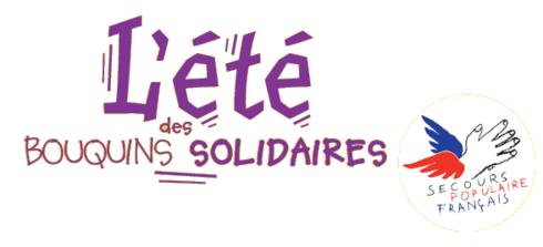 L'été des bouquins solidaires