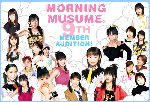 9th Generation Audition morning musume