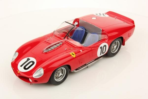 Les 9 victoires de Ferrari