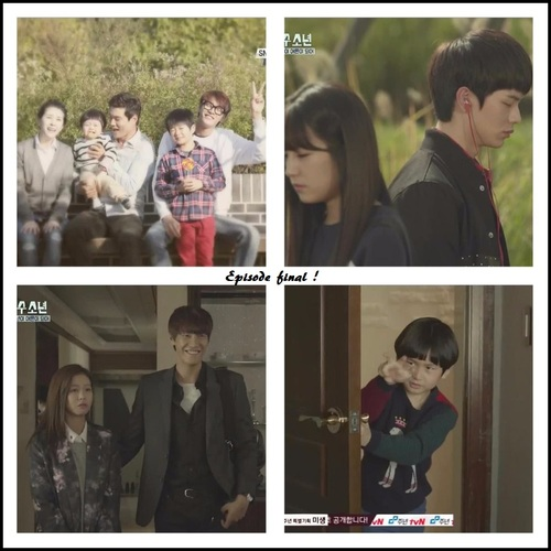 # Plus Nine Boys - Episode 14 [FIN]