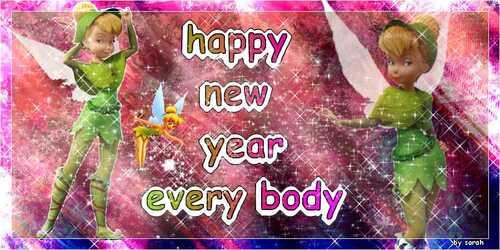 header new year
