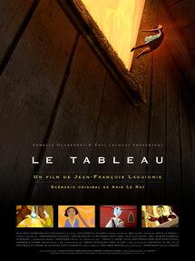 Le Tableau de Jean-François Laguionie