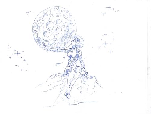 Rei (Neo Genesis Evangelion)