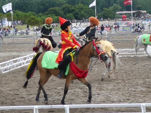Le Vent des Huns (femmes Mongoles)