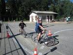 Permis Vélo Epreuve des CM1