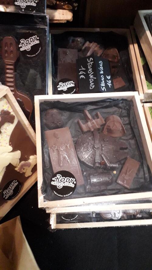25 ans du Salon du chocolat