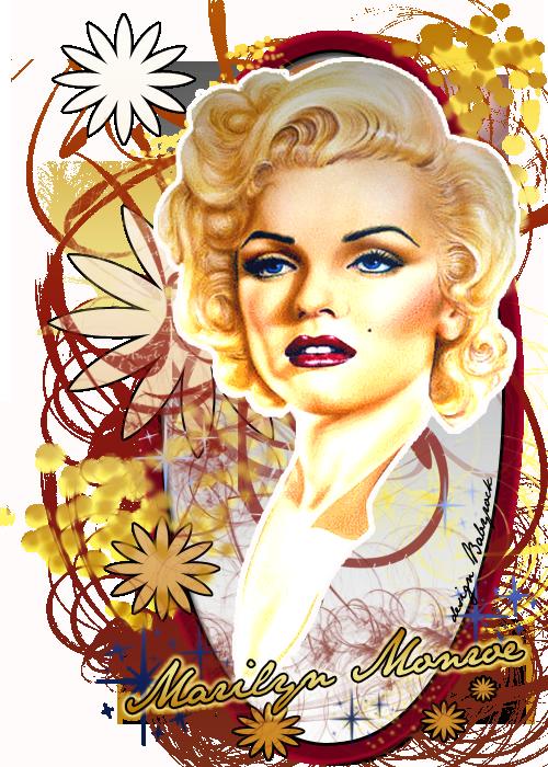 Marylin Monroe - Créations