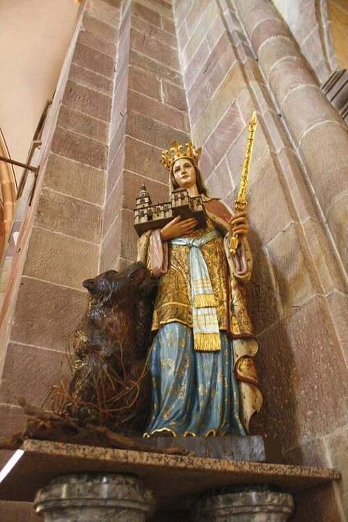 Abbaye d'Andlau
