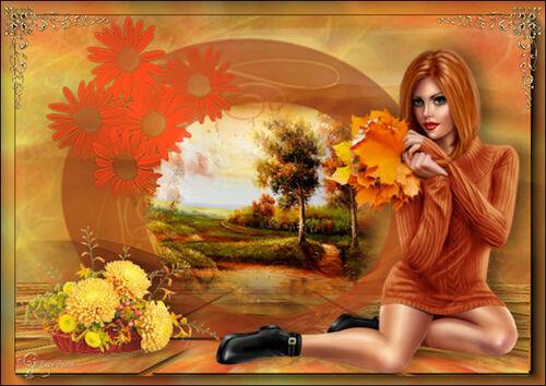 créations d'automne