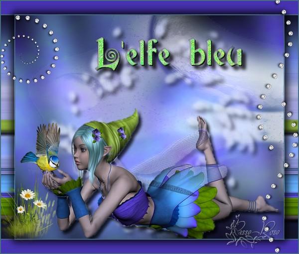 L ELFE BLEU